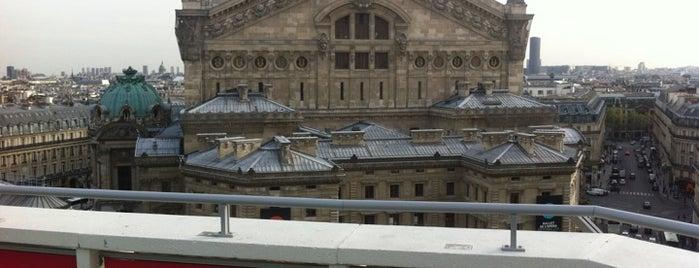 Terrasse des Galeries Lafayette is one of Paris Places To Visit.
