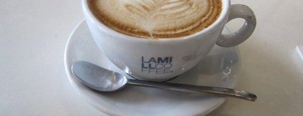 Favorite Cafes