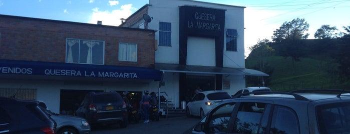 Quesera La Margarita is one of Lugares favoritos de Natalia.