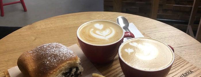 Café Truhlárna is one of Posti che sono piaciuti a Lucie.
