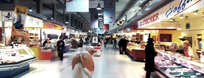 Marheineke Markthalle is one of Berlin Food Spots.
