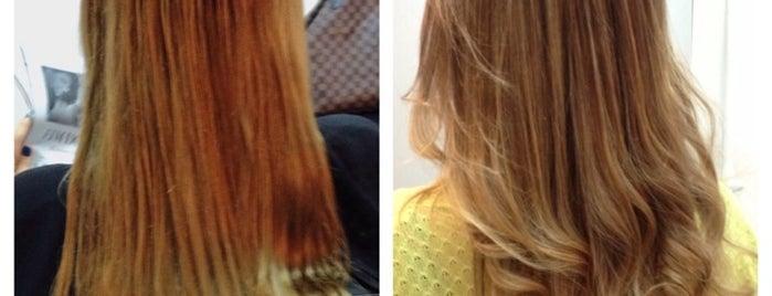 Vanuza Katrink Studio Hair is one of Vitória, ES.