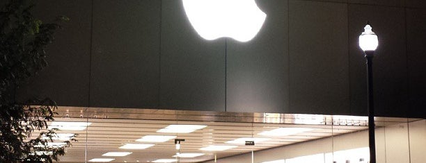 Apple River Park Square is one of Apple Stores US West.
