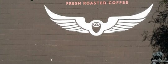 Intelligentsia Coffee Roasting Works is one of To drink California.