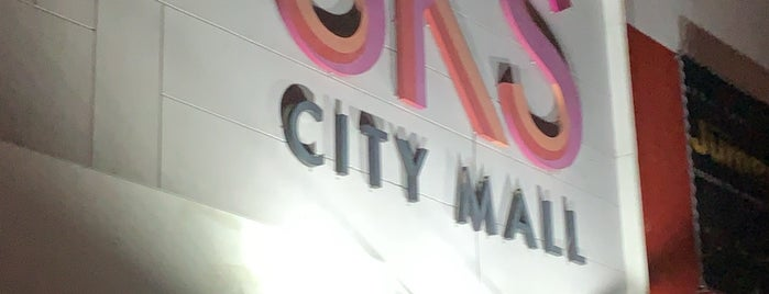 SKS City Mall is one of Yatie 님이 좋아한 장소.