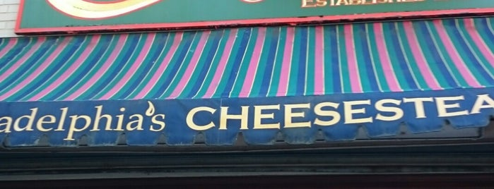 Campo's Philly Cheesesteaks is one of Philadelphia.