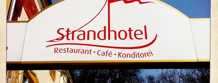Strandhotel Buckow is one of Brandenburg Blog.