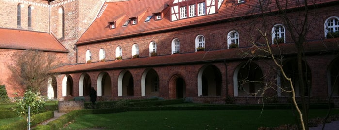 Kloster Lehnin is one of Brandenburg Blog.