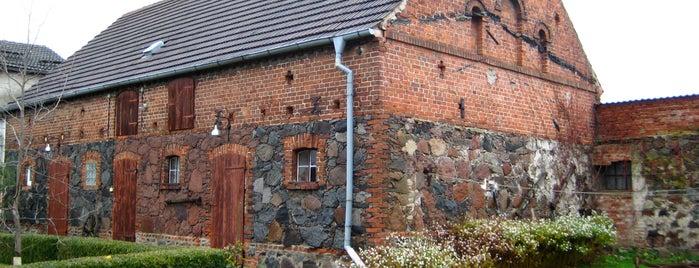 Schecherts Hof is one of Brandenburg Blog.