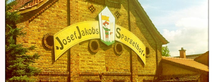 Spargelhof Josef Jakobs (Schäpe) is one of Brandenburg Blog.