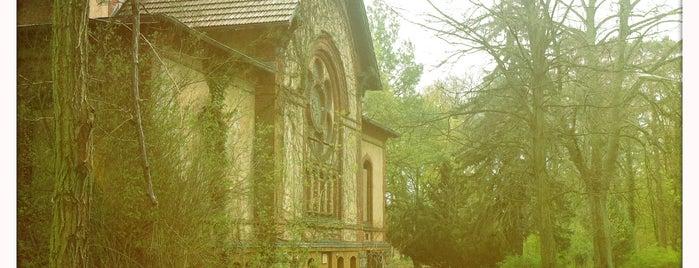 Beelitz-Heilstätten is one of Brandenburg Blog.