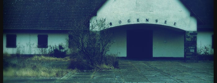 Waldschule Bogensee is one of Brandenburg Blog.