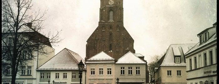Marktplatz is one of Brandenburg Blog.