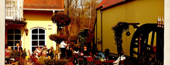 Hotel Stobbermühle is one of Brandenburg Blog.