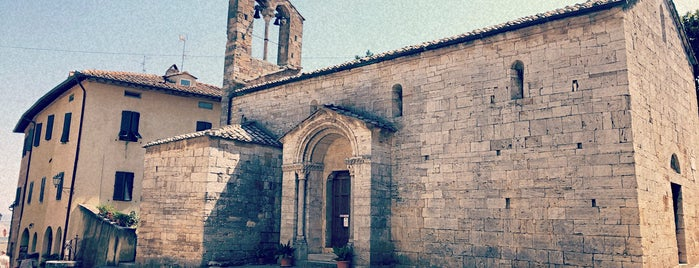San Quirico D'Orcia is one of Rafael 님이 저장한 장소.