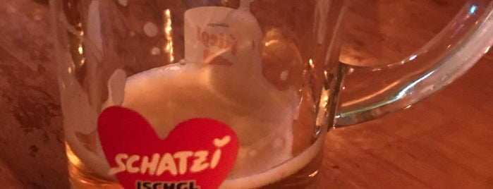 Schatzi Bar is one of ISCHGL.