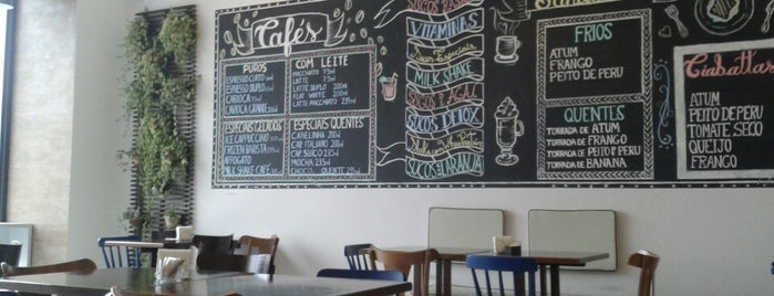 Zabú Café is one of Jaraguá Do Sul.