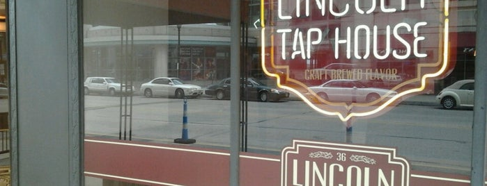 Lincoln Tap House is one of Taste of Cleveland To Do List.