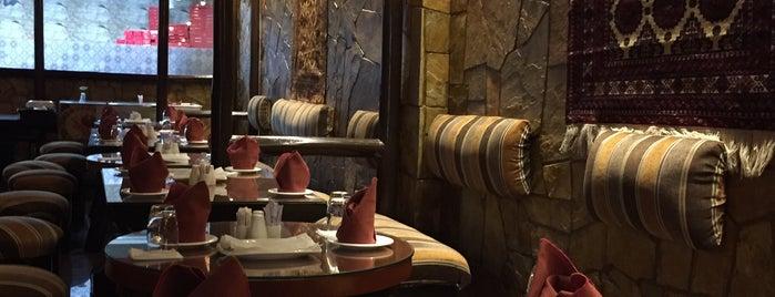 Bukhara restaurant is one of Orte, die Ali gefallen.