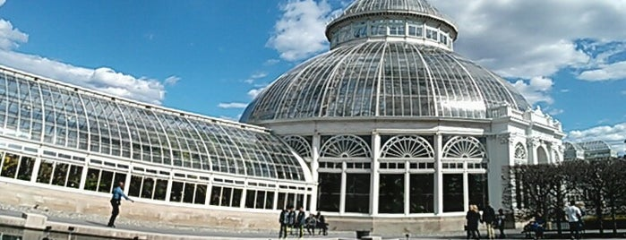 The New York Botanical Gardens - The Rock Garden is one of Posti che sono piaciuti a Xenia.