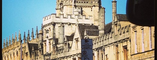 Brasenose College is one of London Favorites.
