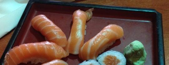 HK Tea & Sushi is one of 寿司.