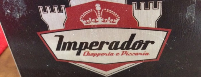 Imperador Chopperia E Pizzaria is one of My list mayorships.