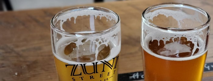Zuni Street Brewing Company is one of Denver.