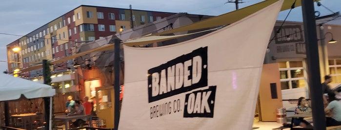 Banded Oak Brewing is one of Denver Spots.