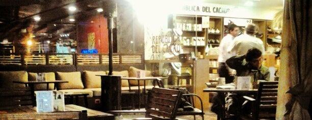República del Cacao is one of Quito - Ciudades Resilientes.