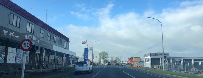 Matamata is one of Новая Зеландия.