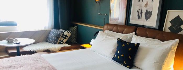 Hotel Indigo Antwerp is one of Antwerp to do.