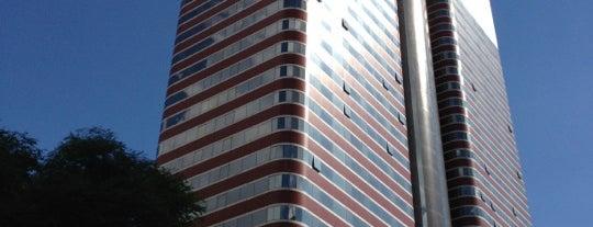 Renaissance São Paulo Hotel is one of Sao Paulo.