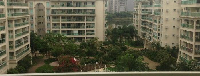 Le Parc Residential Resort is one of Tempat yang Disukai Rosana.