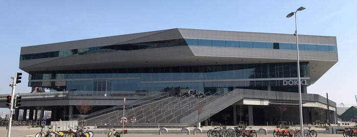 Dokk1 is one of Visit Denmark.