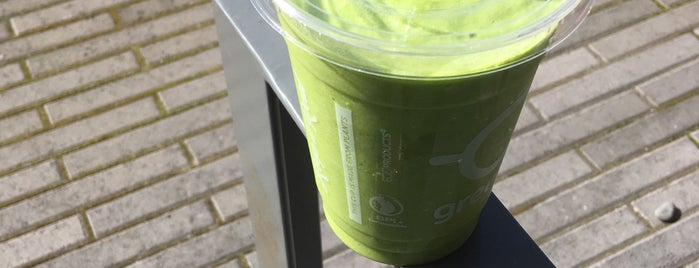 Greenleaf Juicing Company is one of Connieさんのお気に入りスポット.