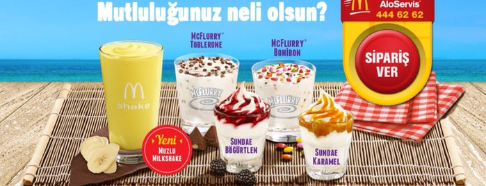 McDonald's is one of Veni Vidi Vici İzmir 1.