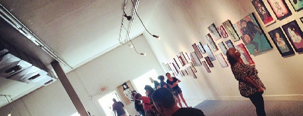 East End Studio Gallery is one of Houst-on.com | Art Galleries.