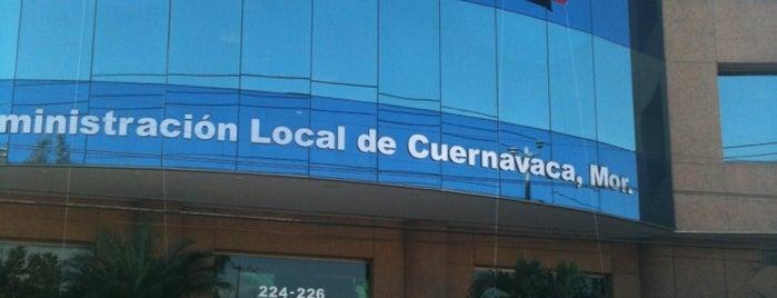 SAT - Cuernavaca is one of Paola : понравившиеся места.