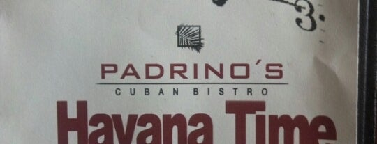 Padrino's Cuban Bistro is one of Restaurant.