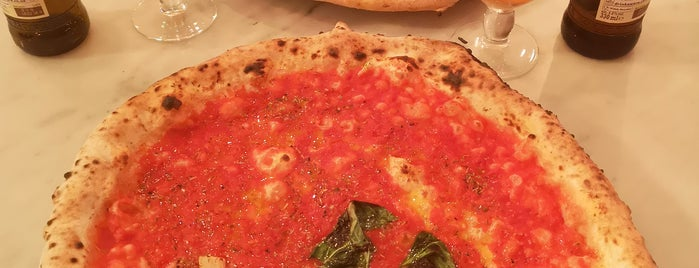 L'Antica Pizzeria da Michele is one of London.