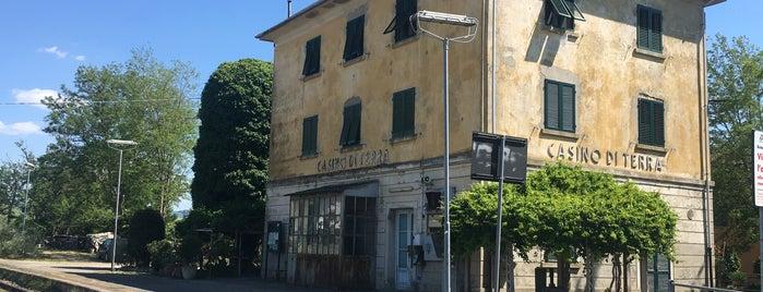 Casino di Terra is one of Lugares favoritos de Davide.