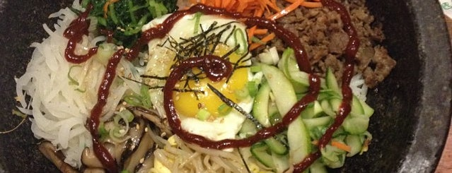 Seoul Garden is one of Raleigh Favorites.