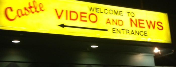 Castle Video is one of Posti che sono piaciuti a Ryan.