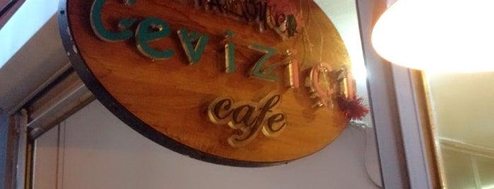 Ceviziçi Cafe is one of Çay-kahve.