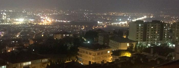 The Berussa Hotel is one of สถานที่ที่บันทึกไว้ของ Murat karacim.