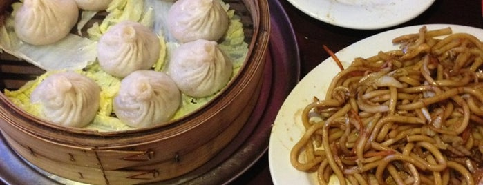 Shanghai Café Deluxe is one of The Best Dim Sum in New York.