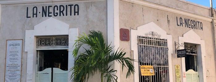 La Negrita Cantina is one of Lugares favoritos de Denis.