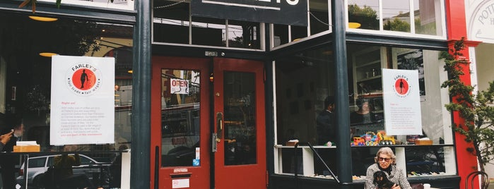 Farley's is one of SF Coffee.