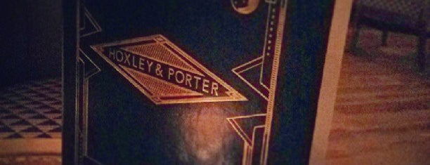 Hoxley and Porter is one of London Vol6.